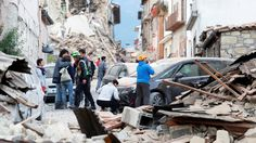 Witness footage of #Amatrice following #Earthquake