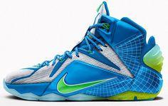 Nike LeBron 12 All Star Nike ID