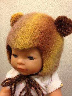 Arkimamman Arkiralli: Vauvan kypärämyssy OHJE