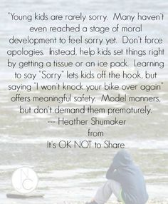 Model manners by helping kids set things right Gentle Parenting, Kids And Parenting, Parenting Hacks, Peaceful Parenting, Parenting Classes, Parenting Plan, Parenting Styles, Parenting Done Right, Future Mom