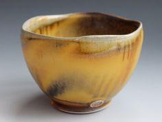Wood Fired Tea Bowl - Todd Pletcher