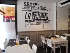 paredes de restaurantes - Google Search