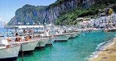 O que fazer na ilha de Capri #viajar #viagem #itália #italy