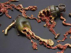 Amazing Ceramics Sculptures by Johnson Tsang