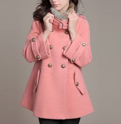 Hey, I found this really awesome Etsy listing at http://www.etsy.com/listing/113555772/long-woolen-coat-cashmere-coat-double
