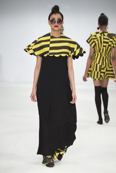 Liverpool John Moores Autumn/Winter 2015 Ready-To-Wear Collection | British Vogue