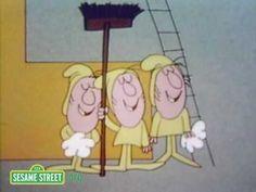 Sesame Street: I - In the Sky Song