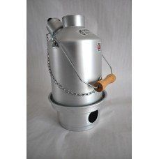 The Explorer 'Silver Anodised' Kettle made and supplied by The Ghillie Kettle Co in #Worcestershire - £50.95