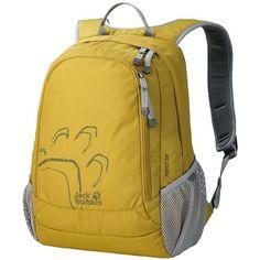 Cooler #Rucksack in #Gelb von JACK WOLFSKIN. Dieser sportliche, klassische Tagesrucksack ist super #praktisch. - ab 39,95 €