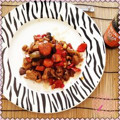 Ce week-end, l'amoureux s'est mis en tête de réaliser des recettes à base de légumes. Pourquoi ? Hum je ne sais pas vraiment en fait ! Je crois que c'était pour m'embêter&#8…