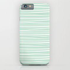 Sailor Tee - Mint iPhone & iPod Case {x}