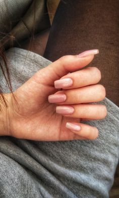 "If you're unfamiliar with nail trends and you hear the words ""coffin nails,"" what comes to mind? It's not nails with coffins drawn on them. It's long nails with a square tip, and the look has. Gold Nail Designs, Square Nail Designs, Nail Polish Designs, Short Nail Designs, Cute Nails, Pretty Nails, Hair And Nails, My Nails, Wedding Nail Polish"