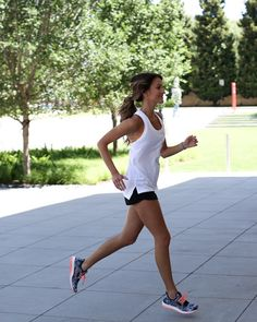 Hate Running? 5 Training Tips to Help Change Your Mind #theeverygirl