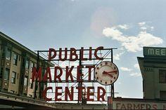 Pike Place Market Pike Place Market, Shots, Public, Marketing, Places, Photography, Travel, Photograph, Viajes