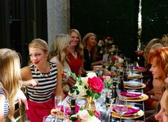 A Perfect Bridal Shower
