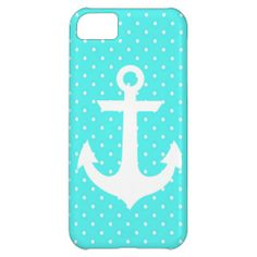 =>>Cheap          Turquoise White Polka Dots Nautical Anchor Case For iPhone 5C           Turquoise White Polka Dots Nautical Anchor Case For iPhone 5C today price drop and special promotion. Get The best buyShopping          Turquoise White Polka Dots Nautical Anchor Case For iPhone 5C tod...Cleck Hot Deals >>> http://www.zazzle.com/turquoise_white_polka_dots_nautical_anchor_case-179550699086441107?rf=238627982471231924&zbar=1&tc=terrest