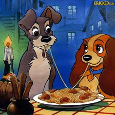 24 R-Rated Subliminal Messages You Missed in Famous Movies #Disney #Breadsticks