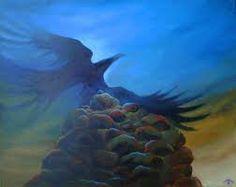 thunderbird mythical creature - Google Search