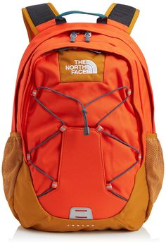 Amazon.com: The North Face Unisex Jester Acrylic Orange/Timber Tan Backpack: Sports & Outdoors