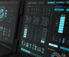 Screentron UI on Behance