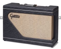 GALLERY: Vintage Gems from Christie's Guitar Auction - Premier Guitar    1962 Gretsch #6161 Amp  This vintage Gretsch amp, made by the Valco Manufacturing Company in the early '60s, comes with a tremolo footswitch and is estimated between $800 and $1,200.