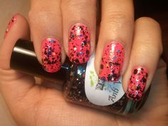 Indie Glitter Anti-Valentine's Day Party from Makeup Your Face over @Linda Novitski Glaze Pool Party.