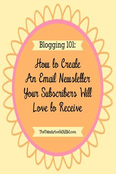Looking for an organic way to boost your blog traffic? We'll share our tips on How to Create an Email Newsletter That Your Subscribers Will Love To Receive  #Blogging #traffic #marketing