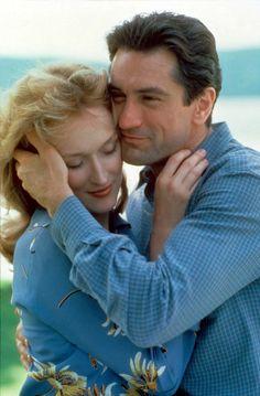 Meryl Streep & Robert de Niro. (Enamorarse, 1984)
