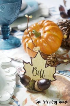 You will love this easy project for DIY Acorn Place Card Holders, but you'll... https://plus.google.com/+BarbGarrettTheEverydayHome/posts/g6woiELh9iT?_utm_source=1-2-2&utm_campaign=crowdfire&utm_content=crowdfire&utm_medium=social&utm_source=pinterest