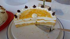 Käsesahnetorte mit Pfirsichen, ein raffiniertes Rezept mit Bild aus der Kategorie Torten. 69 Bewertungen: Ø 4,4. Tags: Backen, Torte
