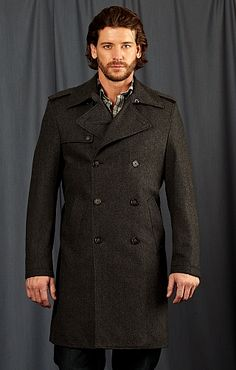 Unspecified's BLACK SAIL Herringbone Trench Coat - Nautica.com Street Clothes, Street Outfit, Black Sails, Men Street, Herringbone, Trench, Japan, Tv