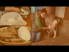 Making Goat's milk butter without a cream separator Michigansnowpony Michigansnowpony