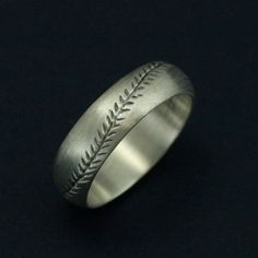 America's Pastime Oxidized Finish-Engraved-6mm by RevolutionBA