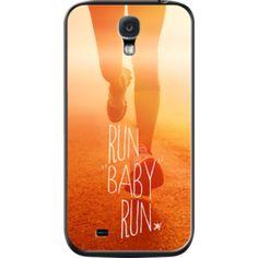Run Baby Run By IER STUDIO for Samsung Galaxy S 4