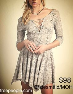8d08a3797f Intimately Laced Up Fit n  Flare at Free People Clothing Boutique