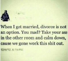 The messy divorce situations I see at work