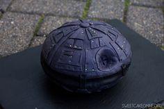 Death Star Cake - Todesstern Kuchen / Star Wars