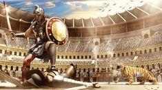 Um estudo científico afirma que a dieta dos gladiadores romanos era rica em cereais e praticamente nula no consumo carne. Trata-se de um complexo exame legista, realizado a partir dos restos de 22 gladiadores que viveram por volta de 200 d.C., na cidade romana de Éfeso, atual território da Turquia.
