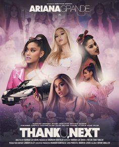 Ariana Grande thank u next - Iana ☾ Ariana Grande ☽ ♡ Grande - Ariana Grande 壁紙, Ariana Grande Poster, Ariana Grande Photoshoot, Ariana Grande Pictures, Adriana Grande, Ariana Grande Background, Ariana Grande Wallpaper, Applis Photo, Dangerous Woman