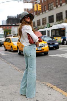 art of wore - blog - WANT: High-waist, wide-legjeans
