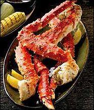 King Crab Legs. . .