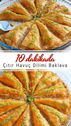 Baby Food Recipes, Great Recipes, Baklava Cheesecake, Turkish Recipes, Beautiful Cakes, Food For Thought, Iftar, Deserts, Food And Drink