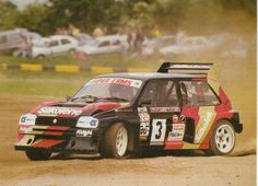 1991 6R4 Rally Car, Wrx, Le Mans, Fast Cars, Hot Rods, Cool Cars, Dream Cars, Racing, Bike