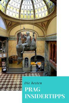Prag ist eine tolle Stadt. Wir zeigen dir 6 Insider-Tipps, mit denen du Prag abseits der Touristenrouten erleben kannst. Es lohnt sich!