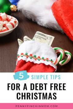 Is a debt free Christmas possible? Absolutely! Planning is important because that will help you truly reach your goal of being debt free.