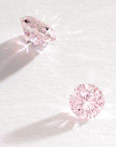 Fancy light pink 5.08-carat diamond. (Image Courtesy Sotheby's).