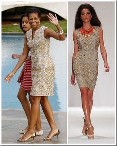 Image issue du site Web http://divadiz.com/wp-content/uploads/2011/03/Michelle_obama_look_5_thumb.jpg