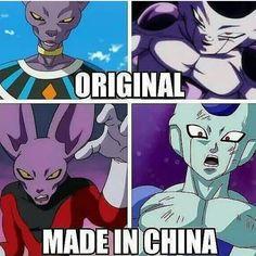 Falo nd Falo nd Dragon Ball Image, Dragon Ball Gt, Goku Dragon, Dbz Memes, Funny Memes, Kid Goku, Funny Dragon, Cartoon Shows, Naruto