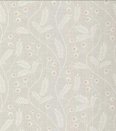 Maj wallpaper in Light Grey by Sandberg - floral/foliage vine print