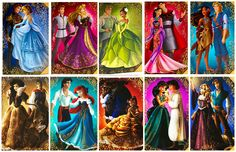 Fairytale Collection- Click to enlarge